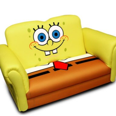 Nickelodeon Deluxe Rocking Sofa