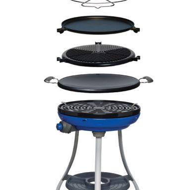 The Five Cooking Method Grill