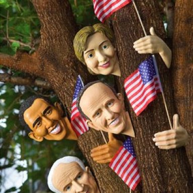 Tree hugers