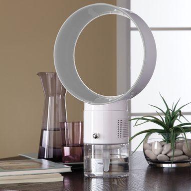 Bladeless Fan Water Air Purifier
