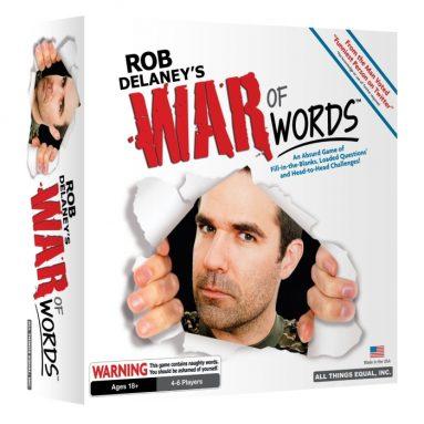 Rob Delaney's War of Words Board Game