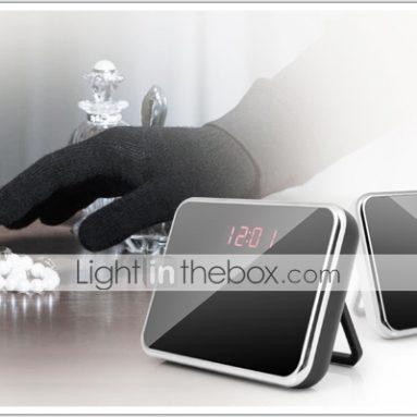 iMirror – Digital Spy Clock Camera with Remote Control
