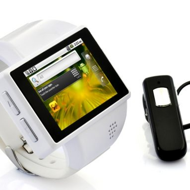 "Android Phone Wrist Watch ""Rock"""
