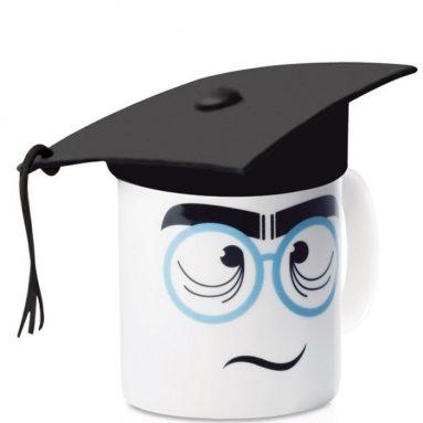 Mug with Silicone Hat