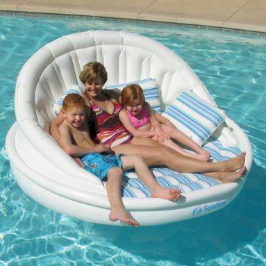 Aqua Sofa With Instaflate System