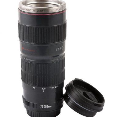 Coffee Ice Cream Cup Mug Lens Steel 1:1 Canon