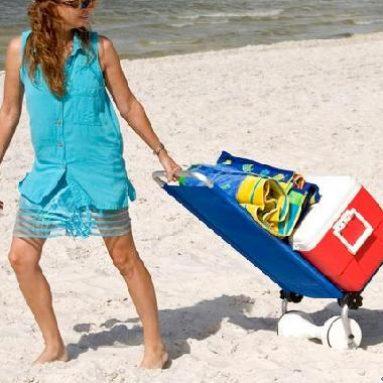 Ant Chair Lounger, chair and beach cart