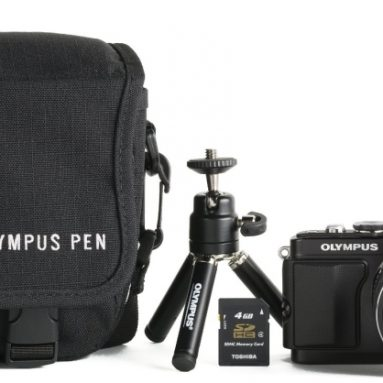 Olympus Compact System Camera Kit