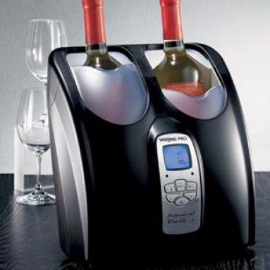 Pro Double-Bottle Wine Chiller