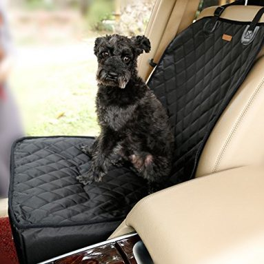 Waterproof dog bag pet car
