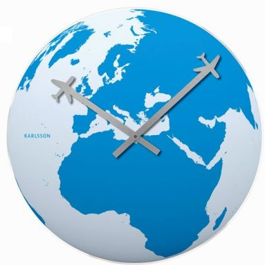 Around The World Clock