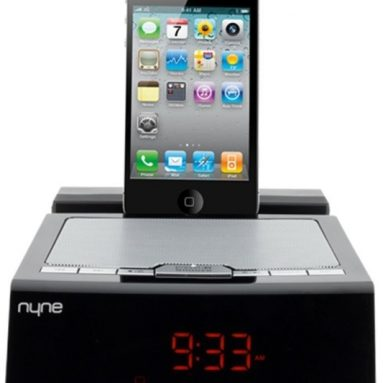 iPhone/iPod Alarm Clock Speaker Dock
