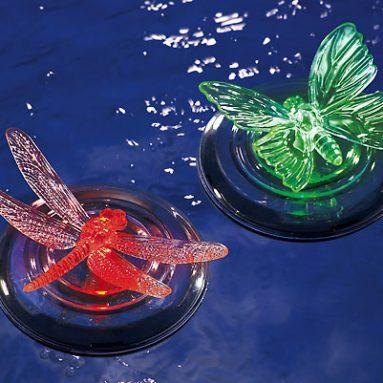 Color Changing Solar Floating Pool Lights