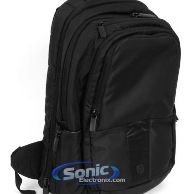Business Class Laptop Backpack with Battery