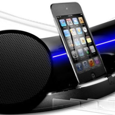 Speakal 2.1 Stereo Docking Station and Speaker System