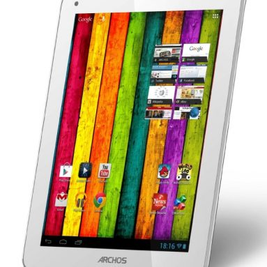 Archos 80 Titanium 8 GB Internet Tablet with Android