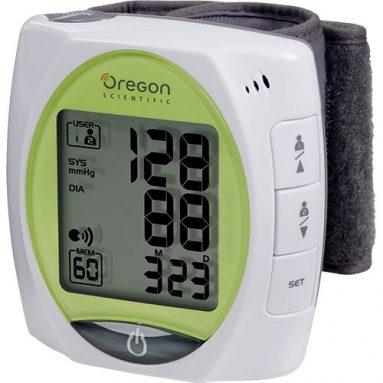 Talking Wrist Blood Pressure Monitor