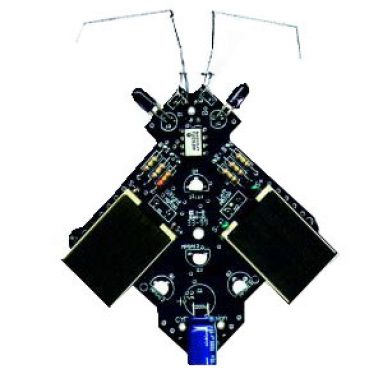Cybug Solar Fly Robot
