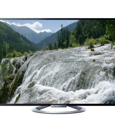 Sony 55-Inch 120Hz 1080p LED HDTV