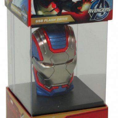 Iron Man 3 USB Memory Flash Drive Iron Patriot