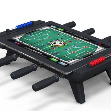 iPad Foosball game