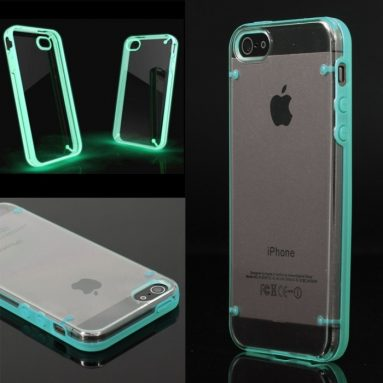 Glowing Case Cover For iPhone 5