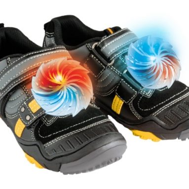 Shoe Fireworks Light Show