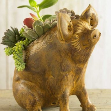 Piggyback Planter