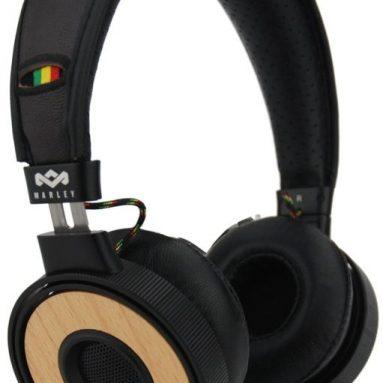 The House of Marley On-Ear Headphone